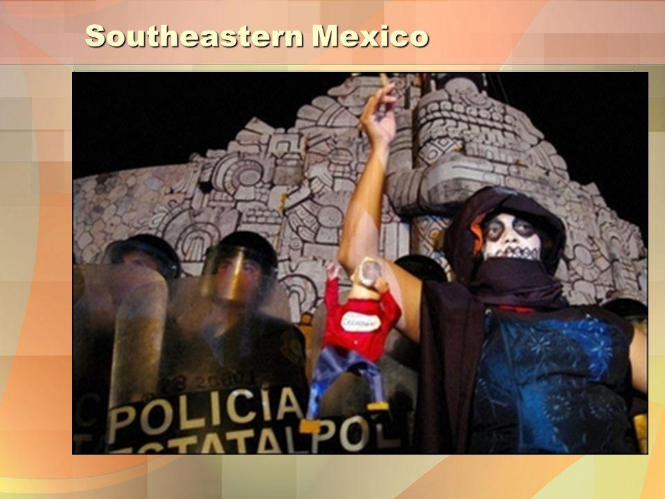 Southeastern Mexico