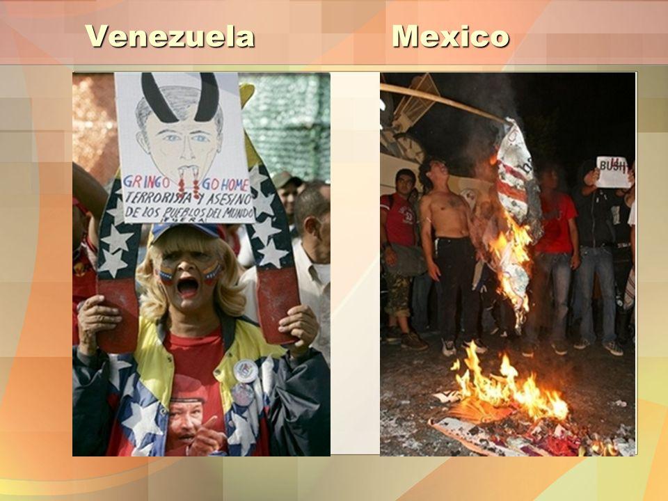 Venezuela Mexico