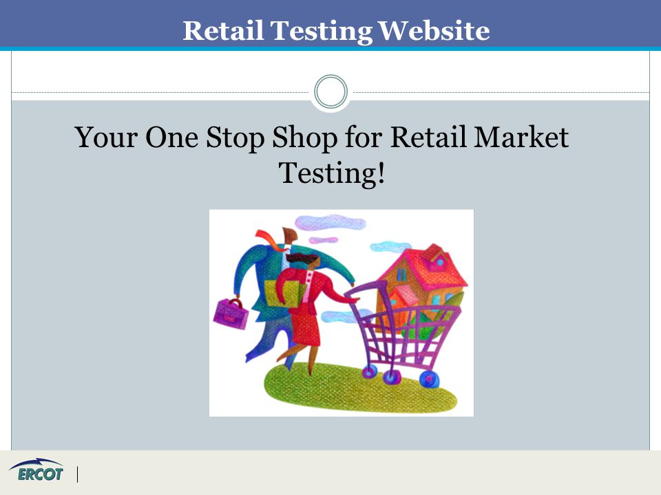 Retail Testing Website Your One Stop Shop for Retail Market Testing!