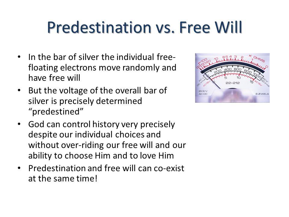 Predestination vs.