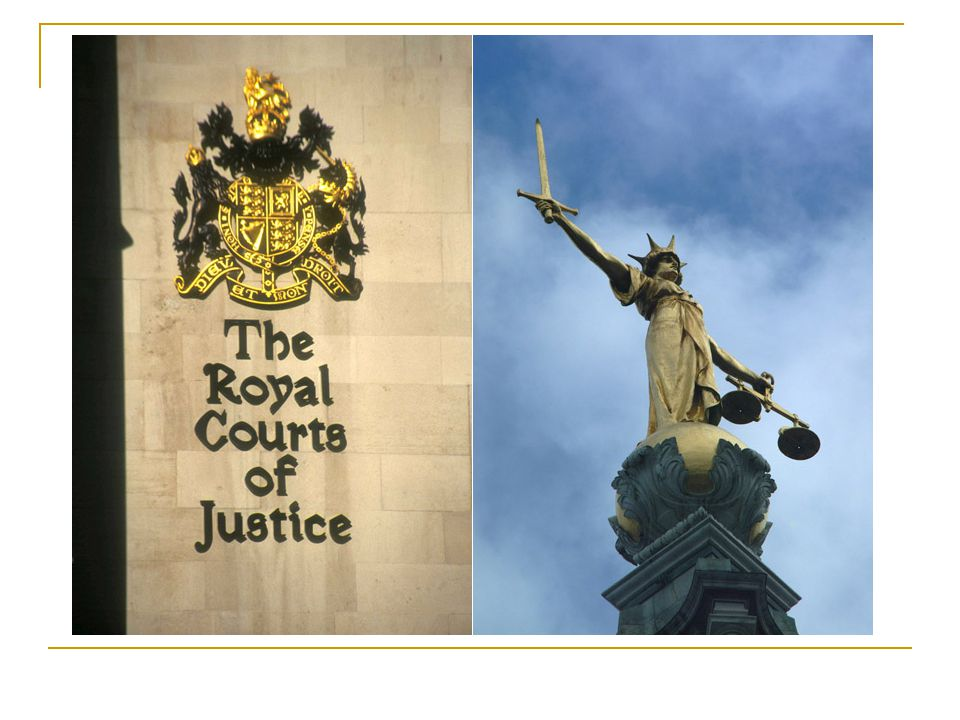 Court cont 1.The Magistrate s Courts hear criminal trials 2.
