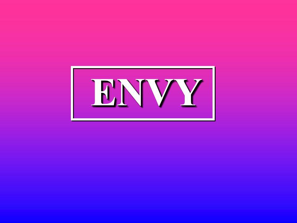 ENVYENVY