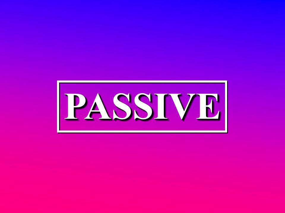 PASSIVEPASSIVE