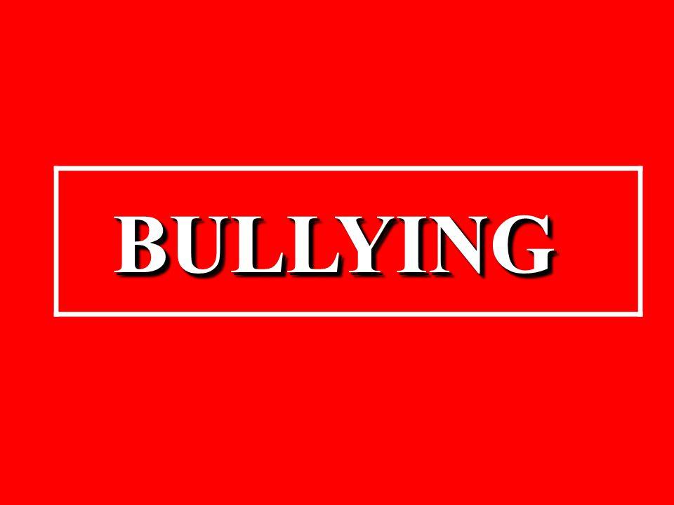 BULLYINGBULLYING