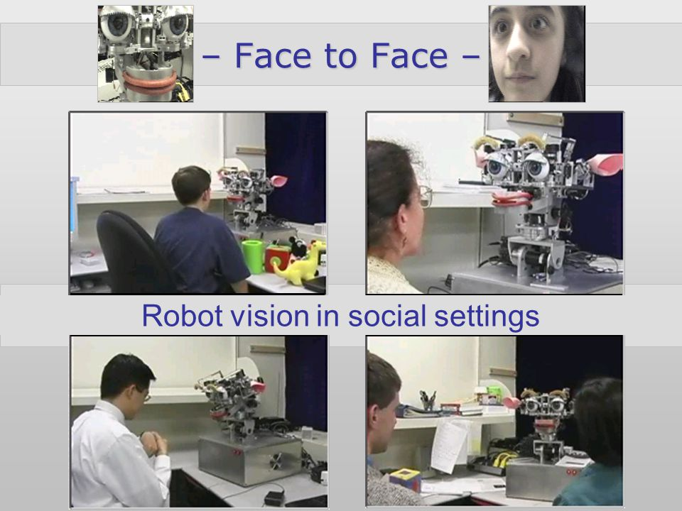 Paul Fitzpatrick lbr-vision – Face to Face – Robot vision in social settings
