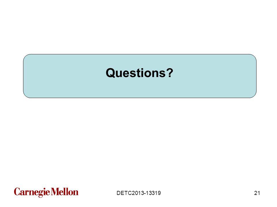 DETC2013-1331921 Questions?