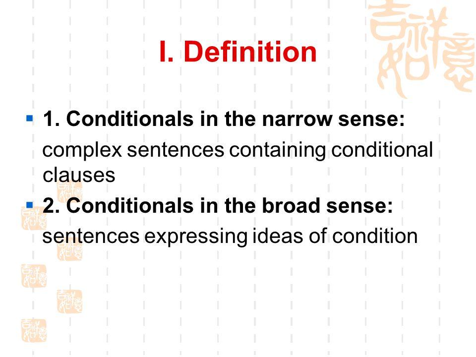 I. Definition  1.