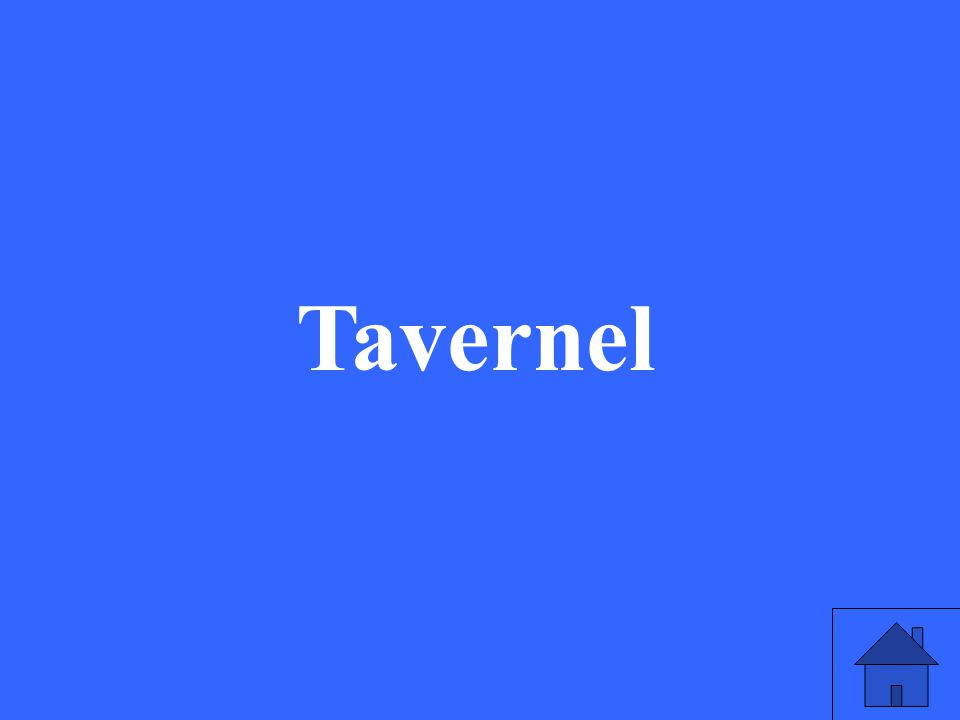 Tavernel