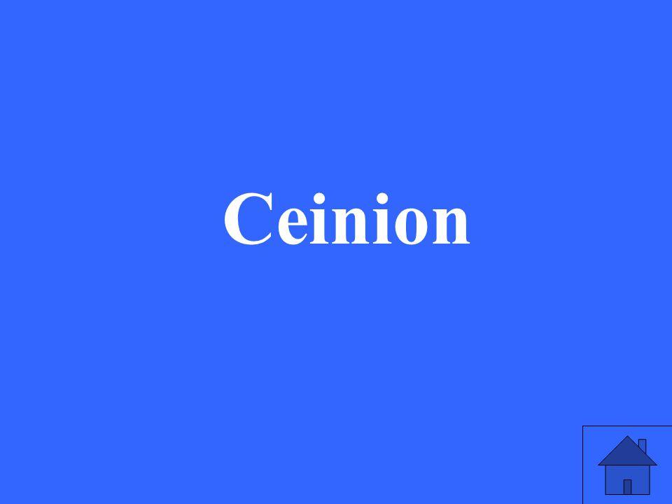 Ceinion