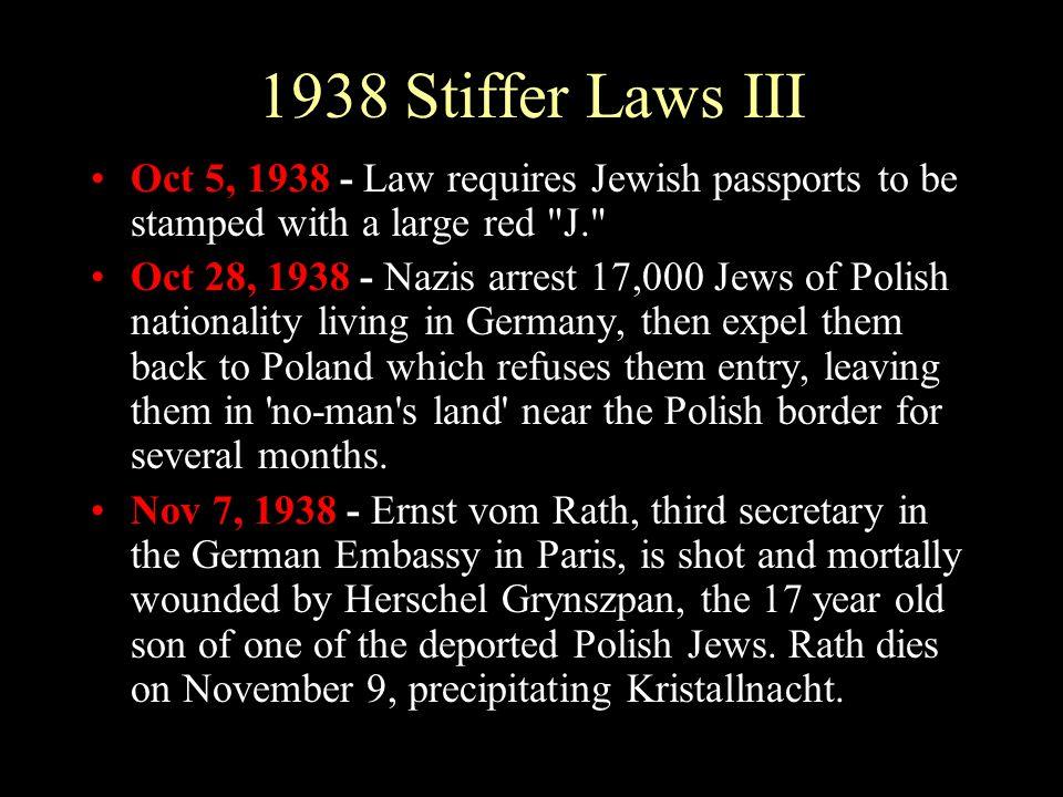 Kristallnacht - Nov 9/10 The Night of Broken Glass.The Night of Broken Glass.