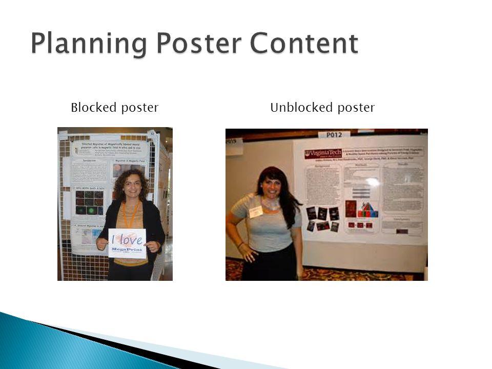 Blocked posterUnblocked poster