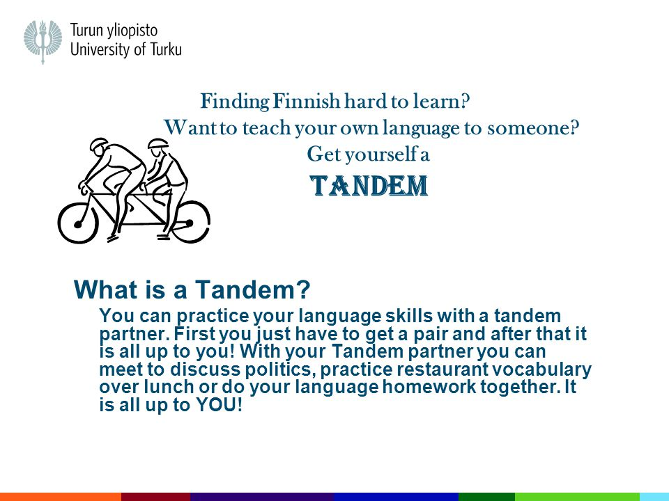 Finding Finnish hard to learn. Want to teach your own language to someone.