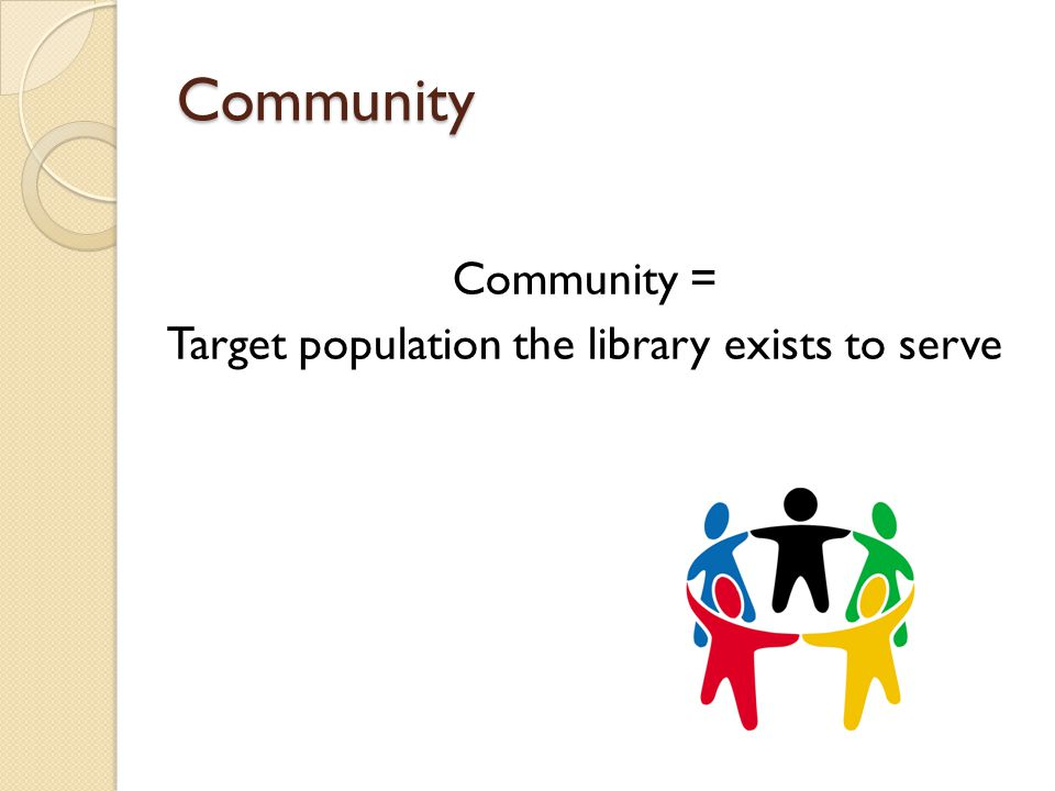 Types of data collected through observation Participant behavior in a given situation Steps of a particular process How long it takes to accomplish a task Traffic patterns inside/outside the library How activities change over time
