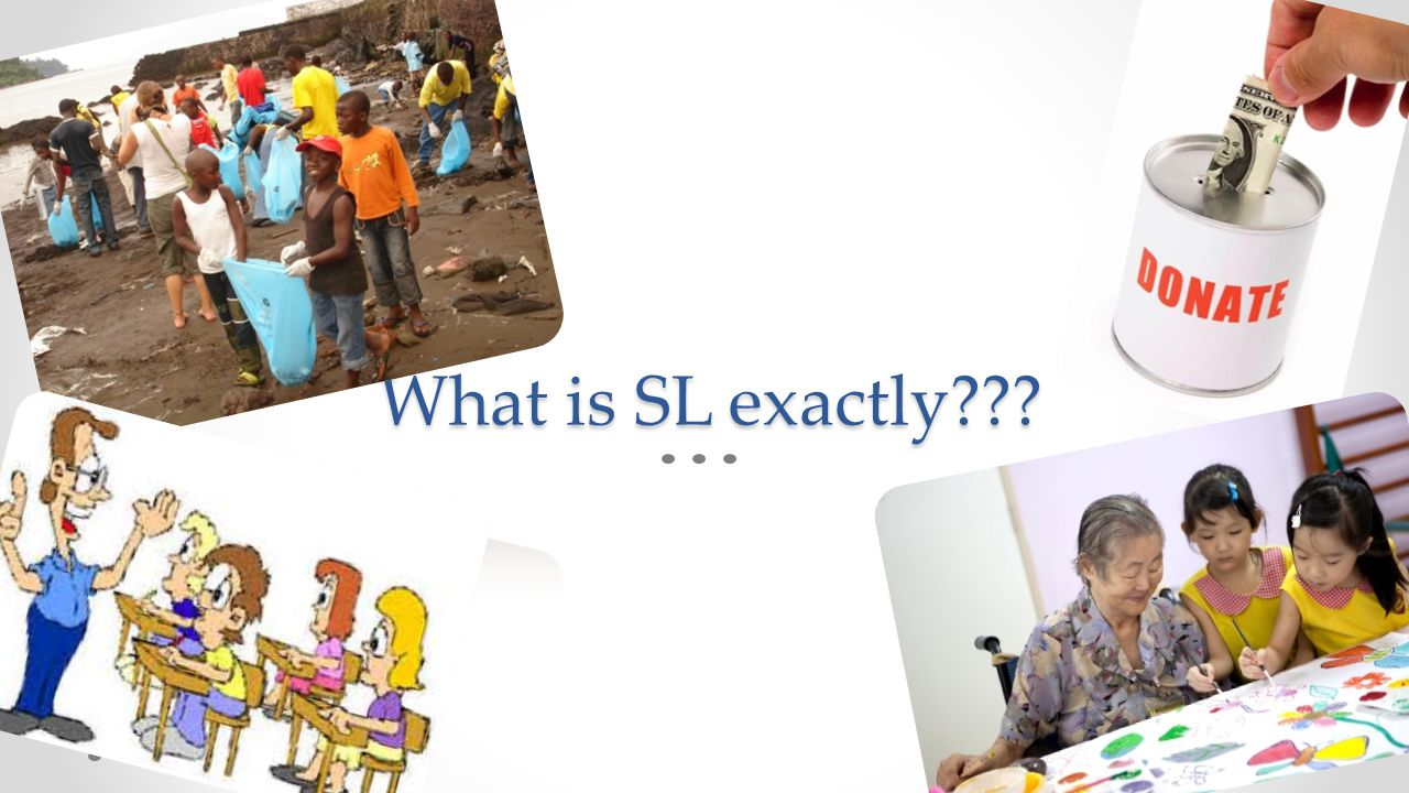 What is SL exactly