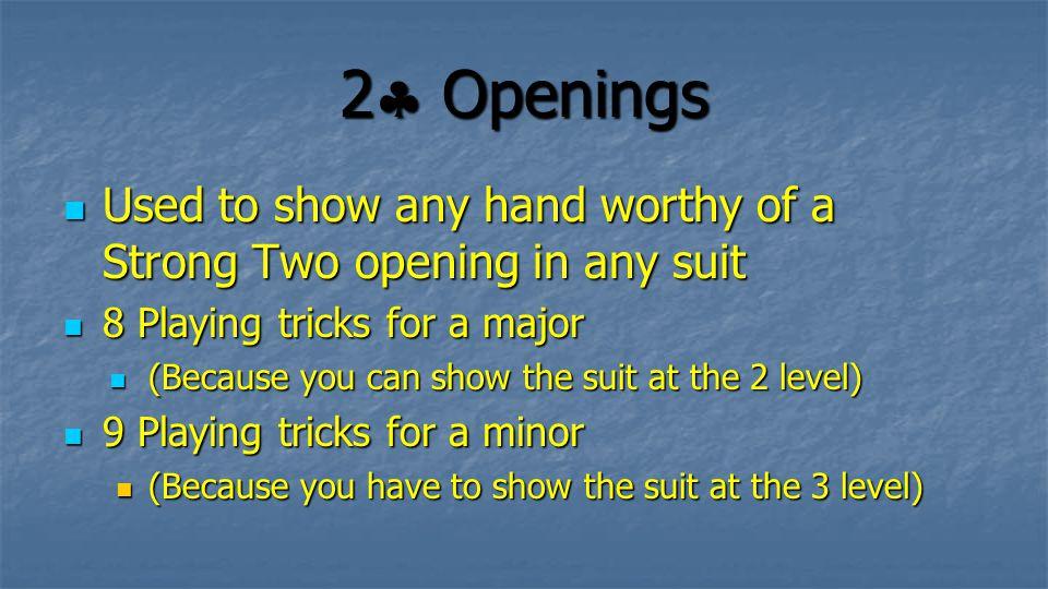 Response to 2  Openings 2  2  ALWAYS.ALWAYS.
