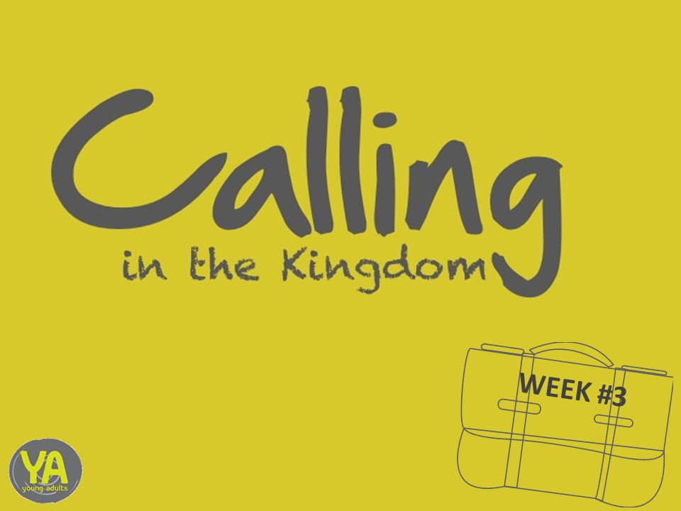 Calling Defined The truth is that God calls us to himself, and everything about us changes.