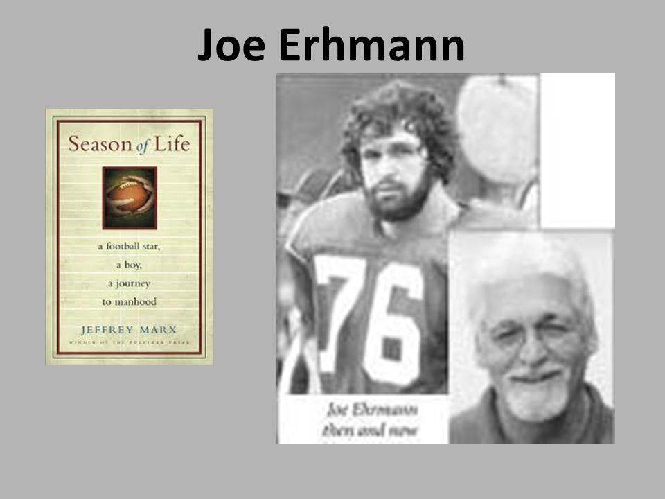 Joe Erhmann
