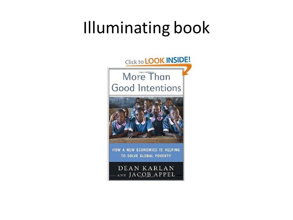 Illuminating book
