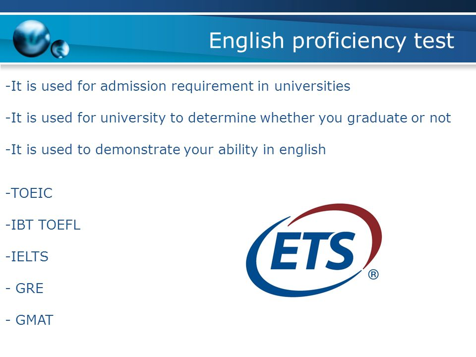IELTS Listening Test Format – 11-14 minutes The Speaking component assesses your use of spoken English, and takes between 11 and 14 minutes to complete.