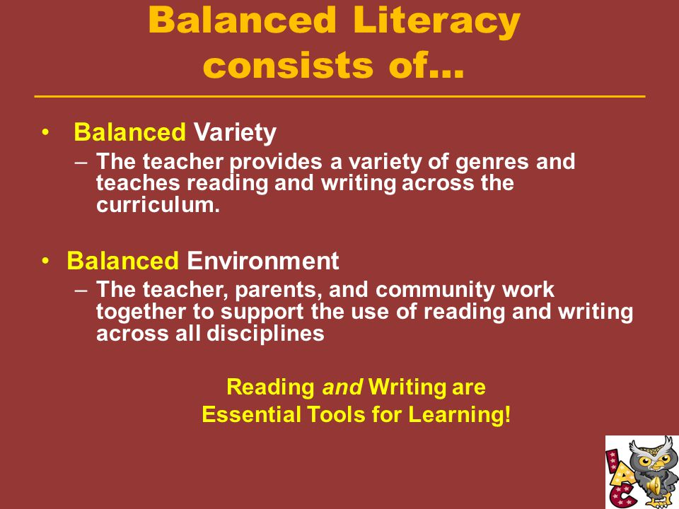 Reading & Writing Conferences 1.
