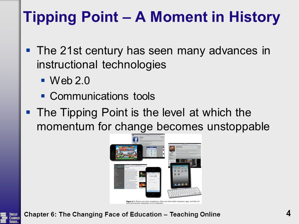 I Am Ready – Sign Me Up! Chapter 6: The Changing Face of Education – Teaching Online 25