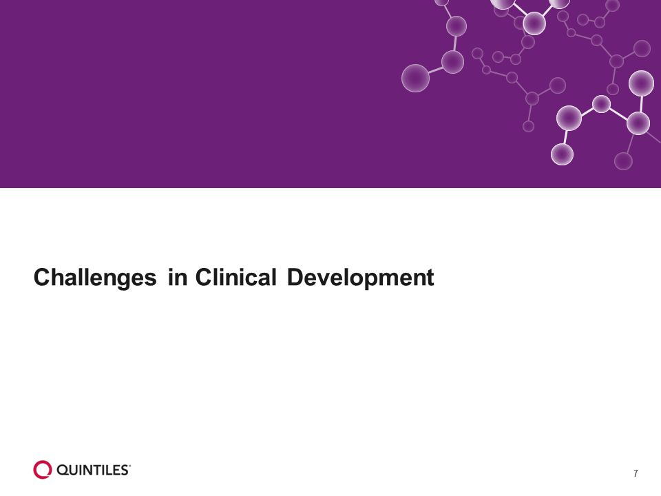 7 Challenges in Clinical Development