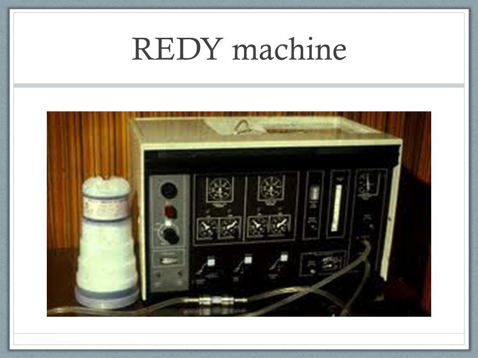 REDY machine