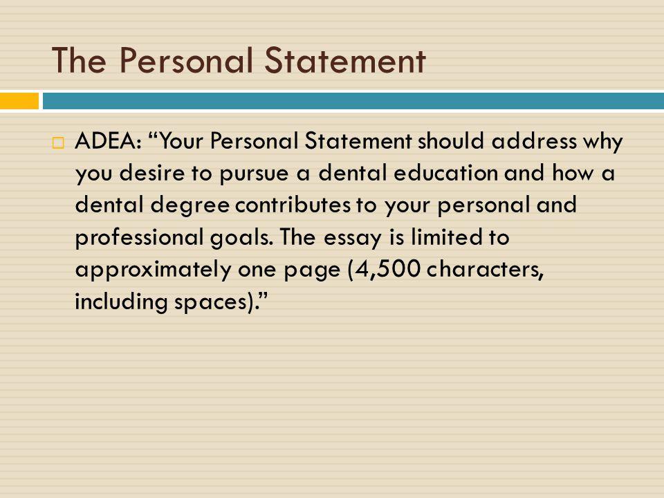 Dental School Interviews!!! CSUF Pre-Dental Society