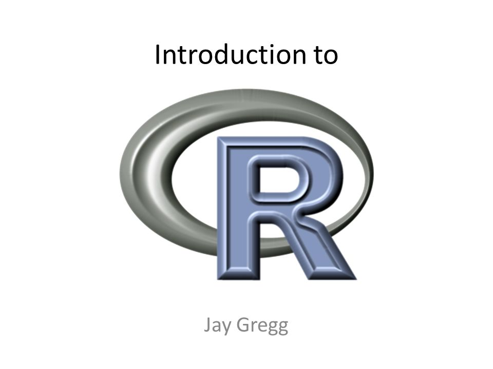 Introduction to Jay Gregg