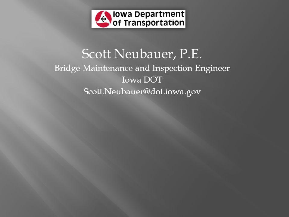 Scott Neubauer, P.E.