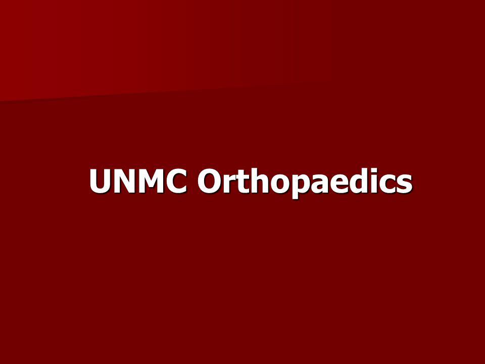 UNMC Orthopaedics