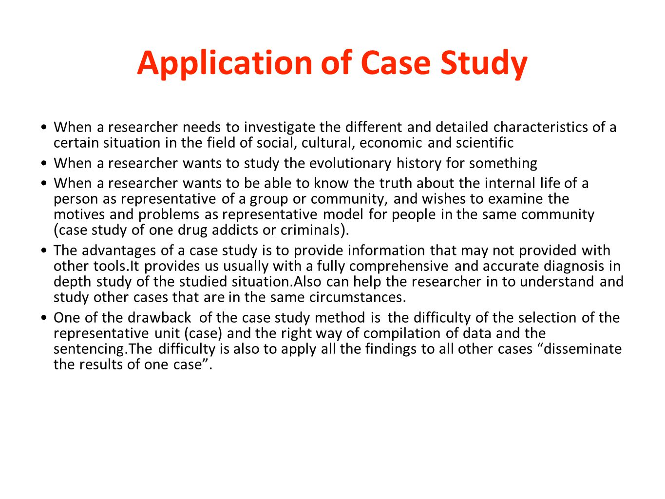 Case Study Validity And Reliability You Can Count Satkominfo Slide  Essays