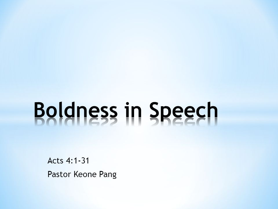 Acts 4:1-4 1 The priests and the captain of the temple guard and the Sadducees came up to Peter and John while they were speaking to the people.