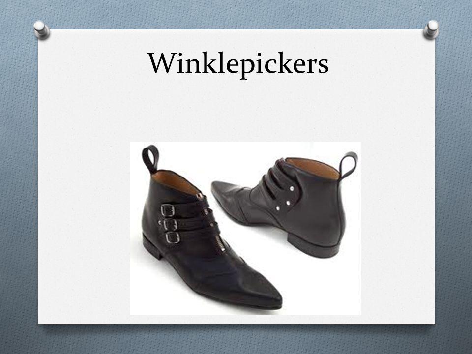 Winklepickers