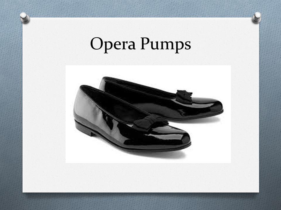 Opera Pumps