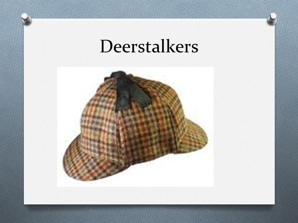 Deerstalkers