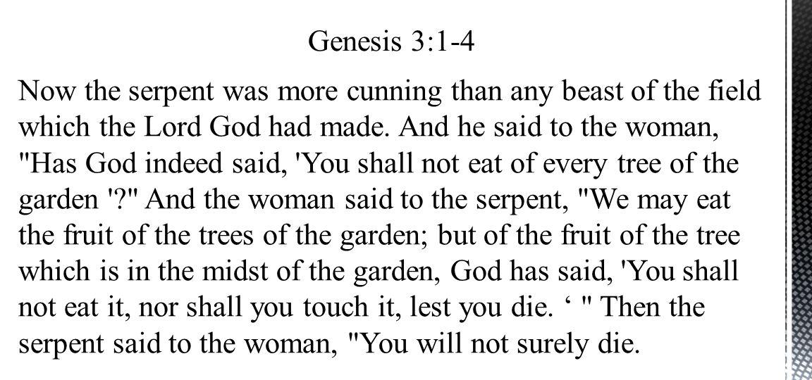 1. False Hope 2.False teaching separates souls from God.
