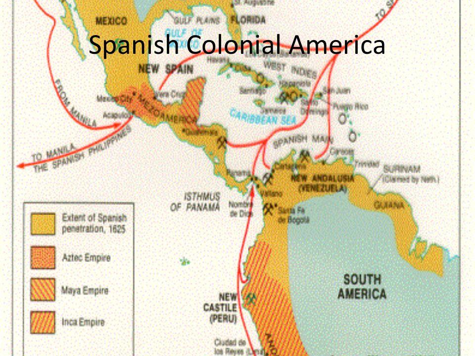Spanish Colonial America
