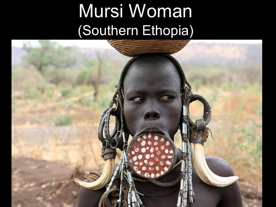 Kayan Woman