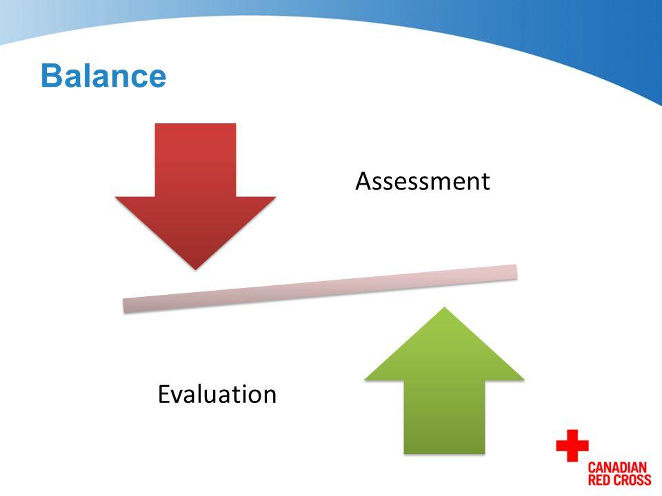 Balance Assessment Evaluation
