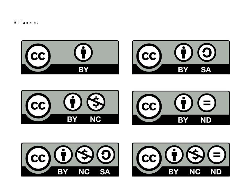 6 Licenses