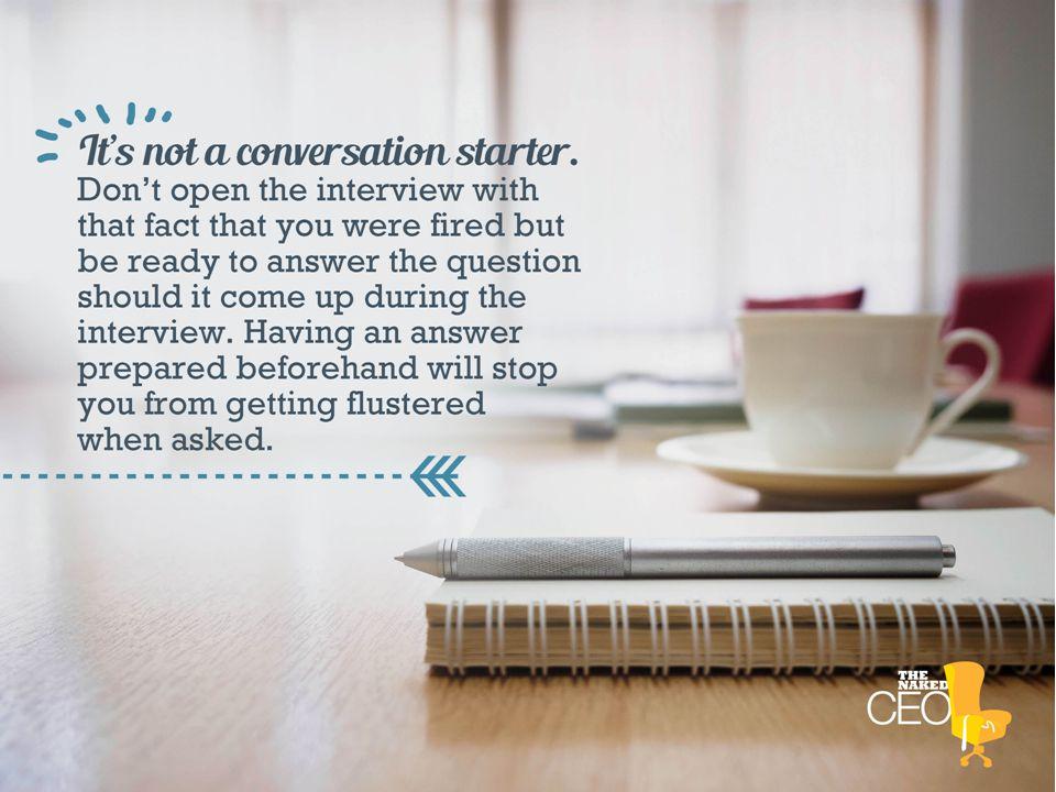 It's not a conversation starter.