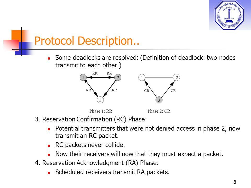 8 Protocol Description..