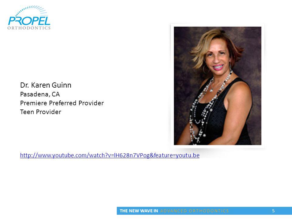 Dr. Karen Guinn Pasadena, CA Premiere Preferred Provider Teen Provider http://www.youtube.com/watch?v=lH628n7VPog&feature=youtu.be http://www.youtube.