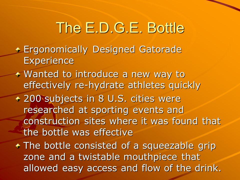 The E.D.G.E.