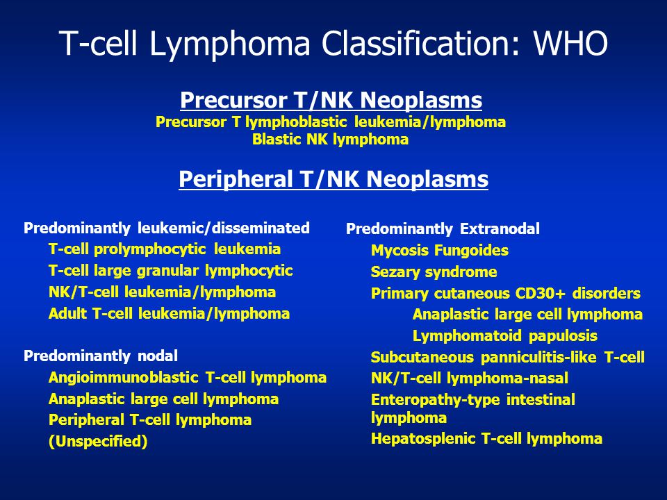 Time Proportion Overall and Failure-free Survival Anaplastic large cell lymphoma, ALK- CENSORFAILTOTALMEDIAN 30 39 691.33 36 33 694.49 0.0 0.1 0.2 0.3 0.4 0.5 0.6 0.7 0.8 0.9 1.0 0123456789101112131415 Survival FFS OAS