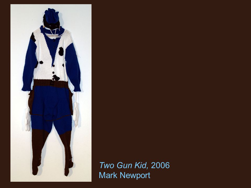Two Gun Kid, 2006 Mark Newport