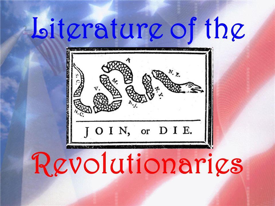Literature of the Revolutionaries