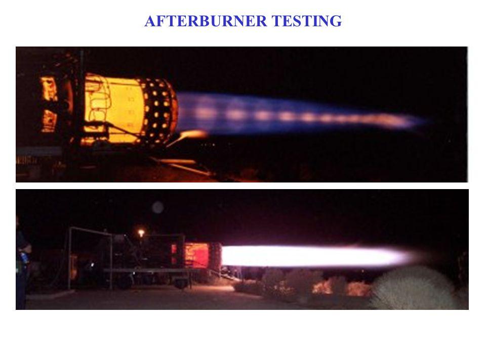 AFTERBURNER TESTING