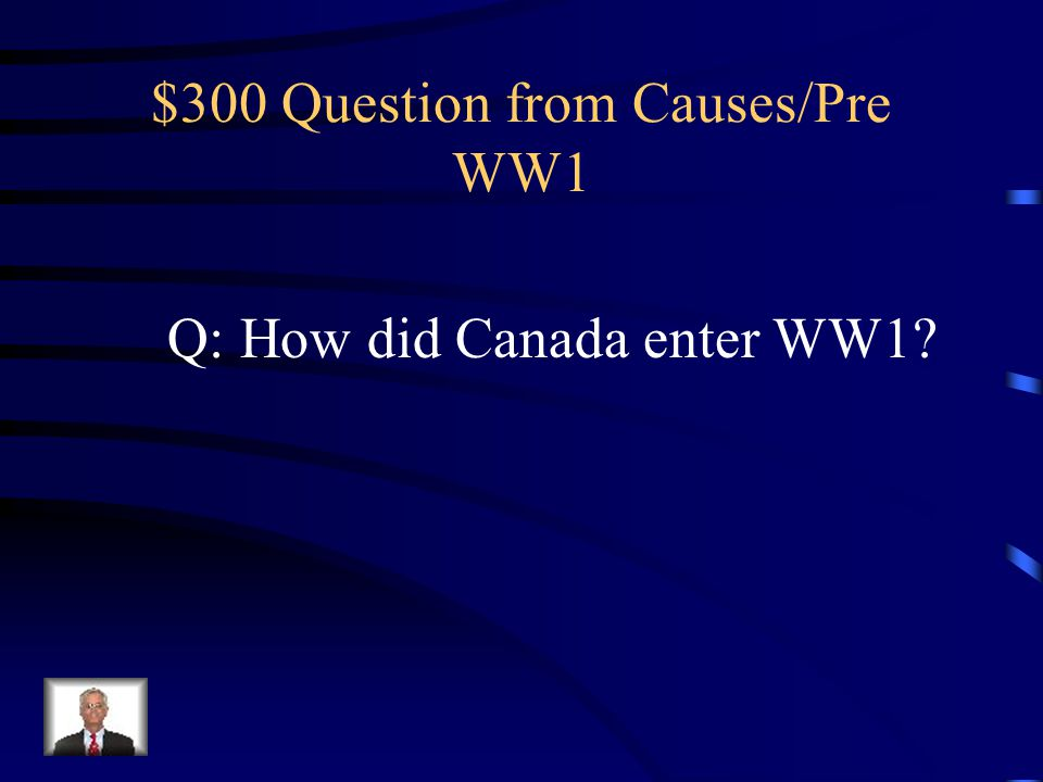 $300 Question from The Home Front Q: Why were French-Canadians against conscription?